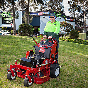 Lawn mowing in adelaide region for Vip lawn mowing services