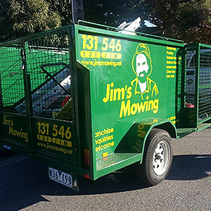 Jim S Mowing Amp Gardening Services Call 131 546